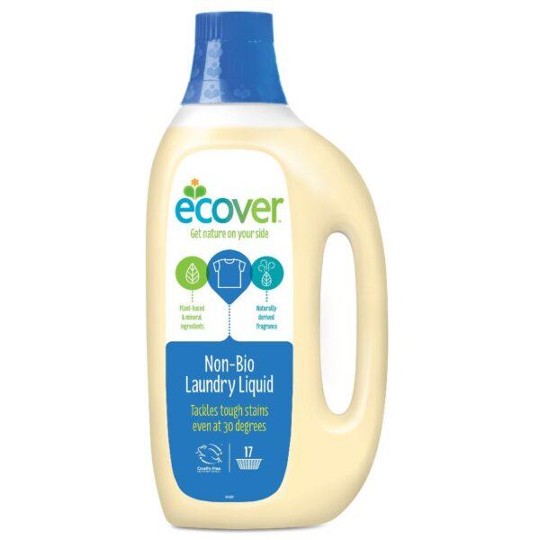 Ecover Laundry Liquid Non Bio - 1.5L