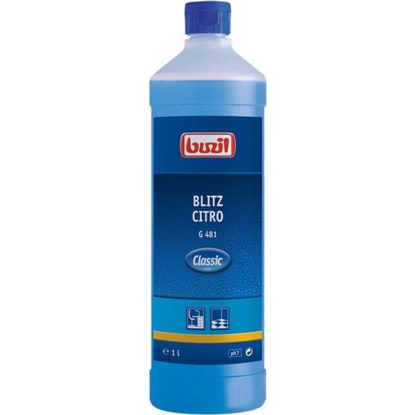 Buzil Blitz Citro Cleaner G481 Litre