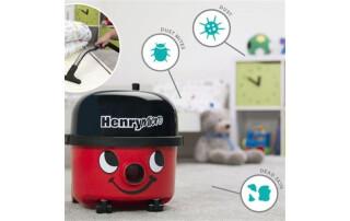 Henry Micro Vacuum