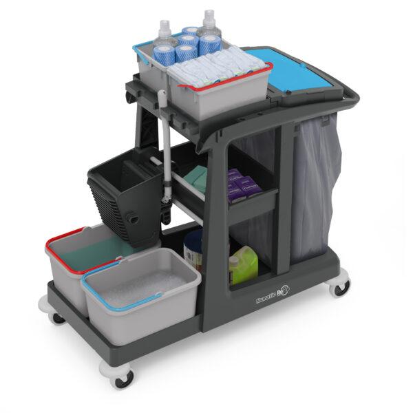 Numatic Cleaning Trolley Eco-Matic EM3