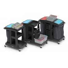 ECO-Matic Cleaning Trolleys