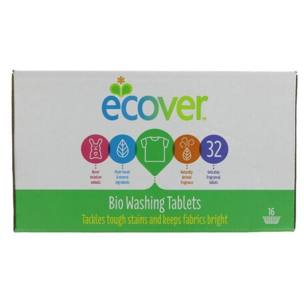 Ecover Laundry Bio Tablets