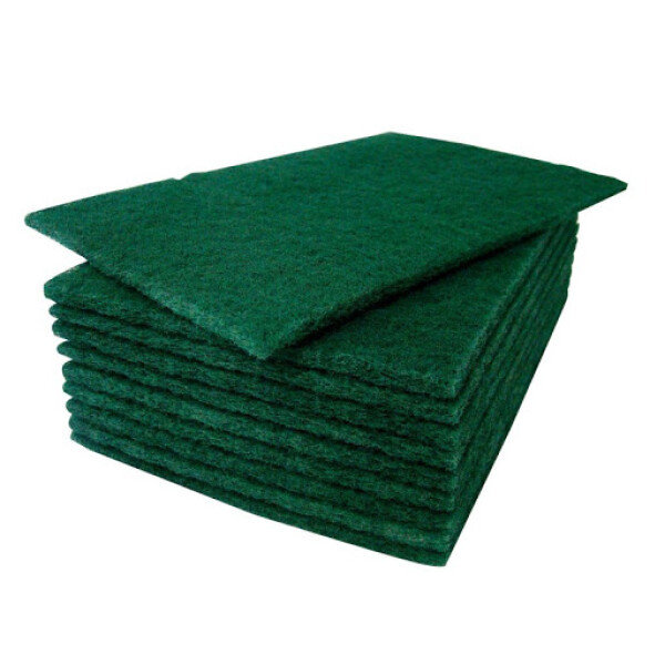 Vileda Green Scourer Cloth