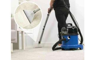 Henry Wash Vacuum HVW370 Carpet Cleaning