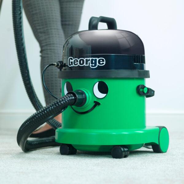 McKechnie Cleaning Services George Vacuum