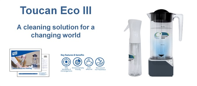 toucan eco cleaner future