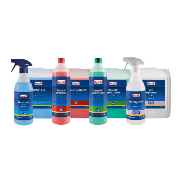 Cleaning & Hygiene Chemicals