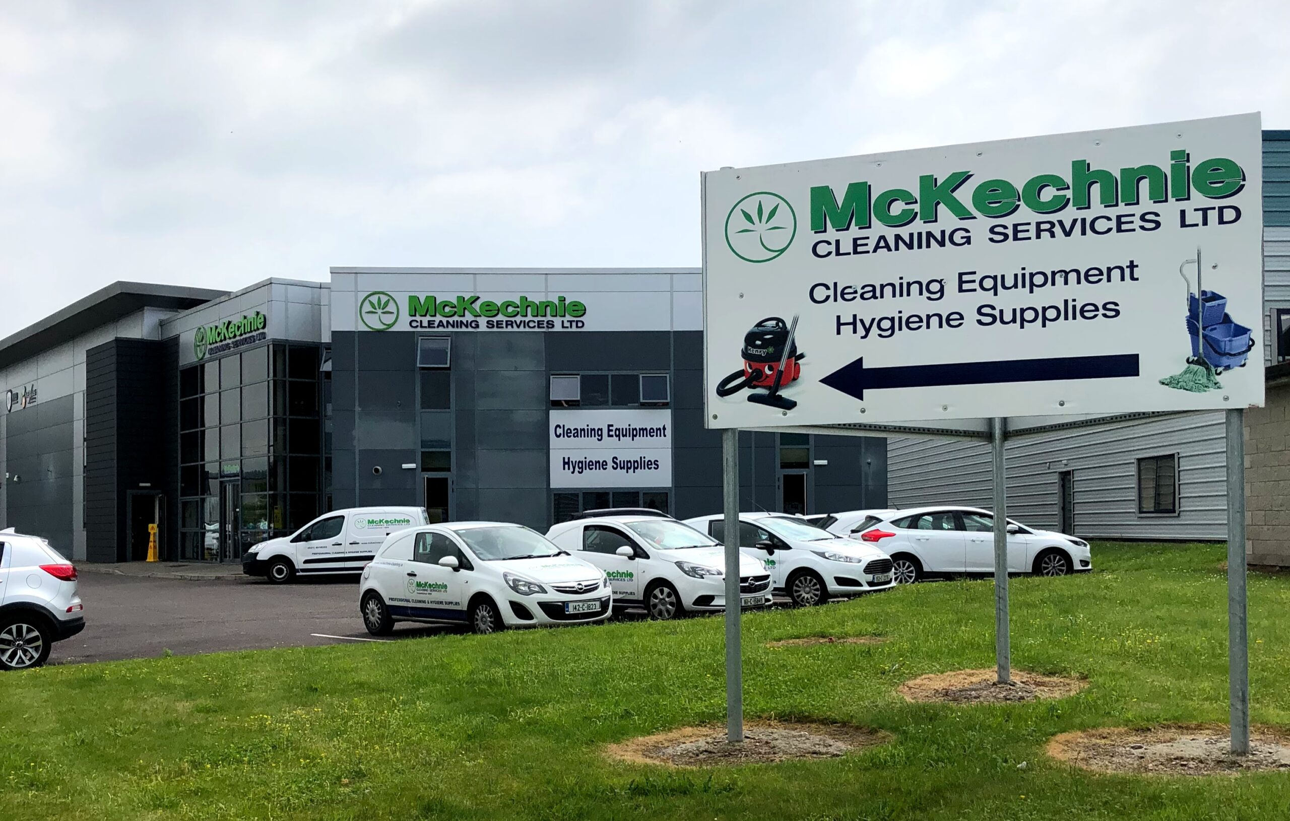 MCKechnie Cleaning Services Cork