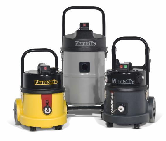 industrial and hazardous vacuums