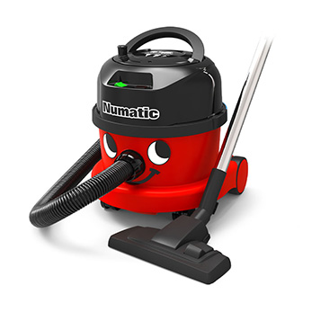Henry Commercial Dry Vacuum