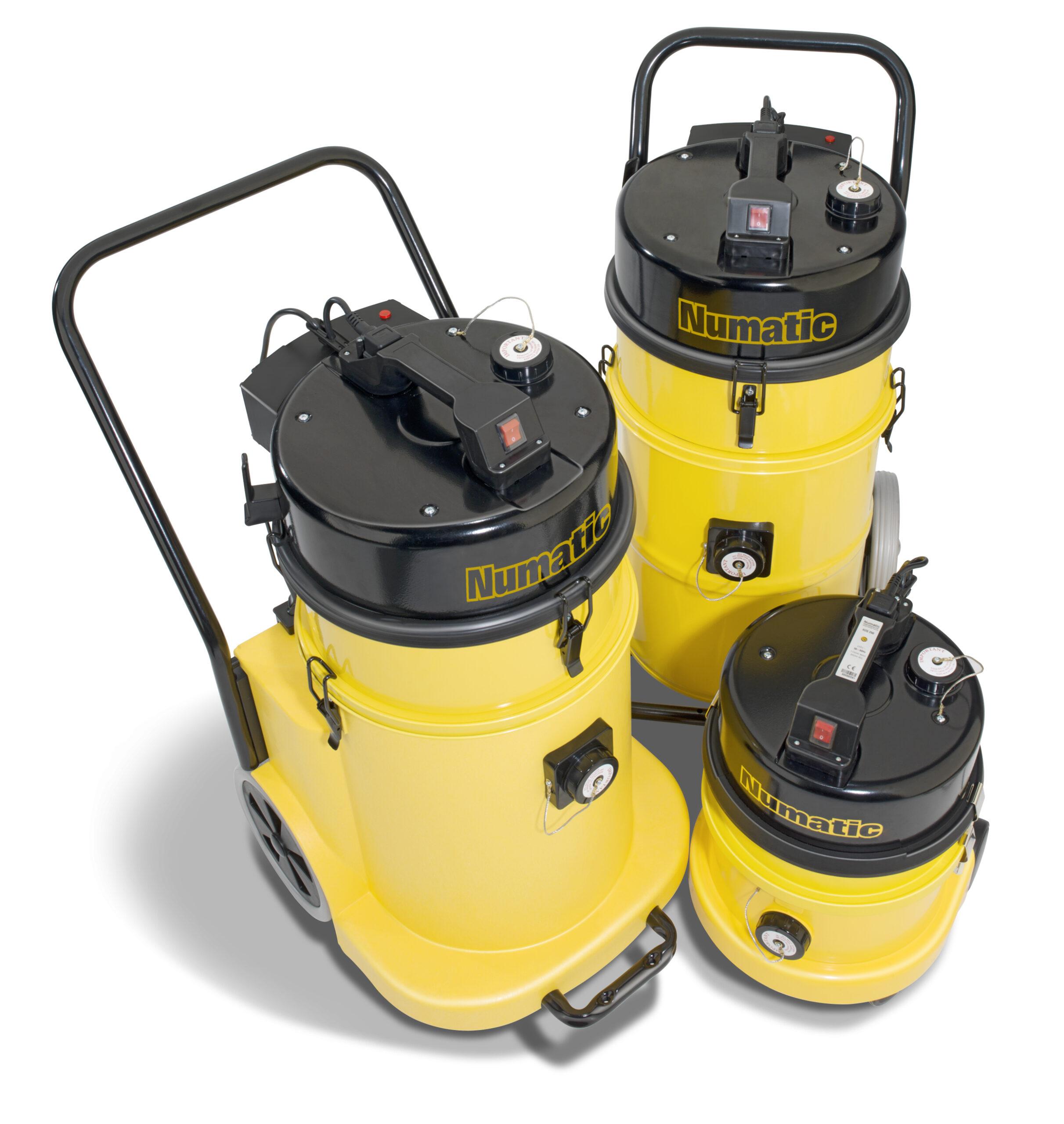 Numatic Hazardous Vacuums