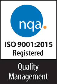 NQA ISO 9001:2015 Quality Registered