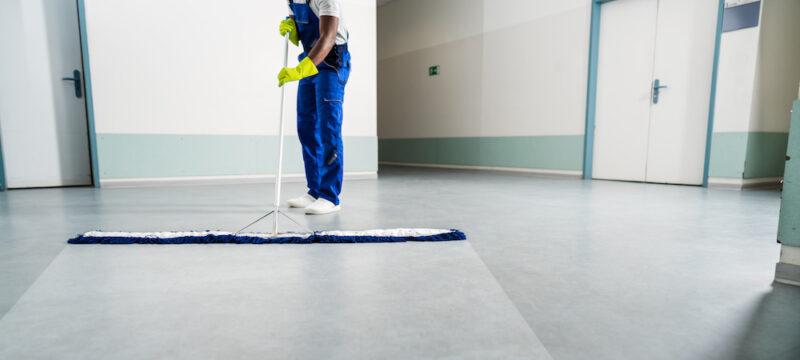 Builders Initial Clean