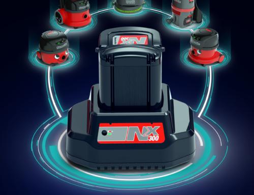 NX300 Pro-Cordless Battery Network